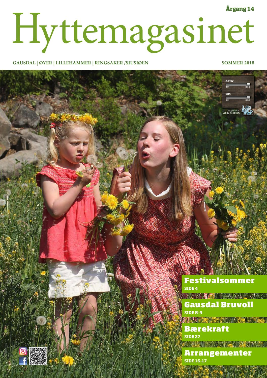 383519b4 Hyttemagasinet sommer 2018 by IGT as - issuu