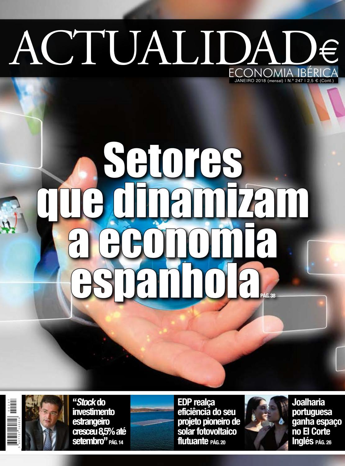 7e56811b5d4 Actualidade Economia Ibérica - nº 247 by Actualidade Economia Ibérica -  issuu