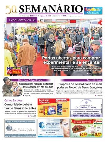 ad8b62ff22e Jornal Semanário – 9 de junho de 2018 – Ano 51 – Nº 3445 by Jornal ...