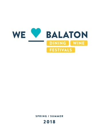 We Love Balaton Guide 2018 by We Love Balaton - issuu 1ed3d0d816