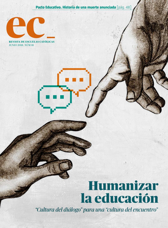 Revista EC 81 by Escuelas Católicas - issuu