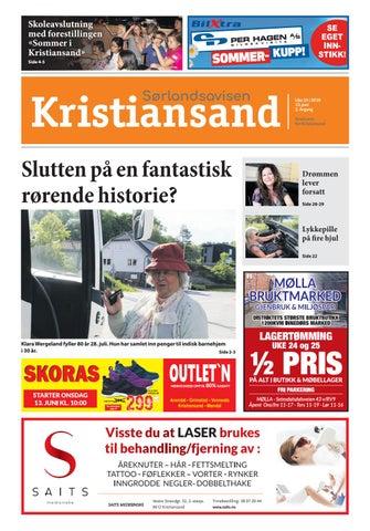 f7f30f89 Sorlandsavisen uke 24 2018 by Tvende Media AS - issuu
