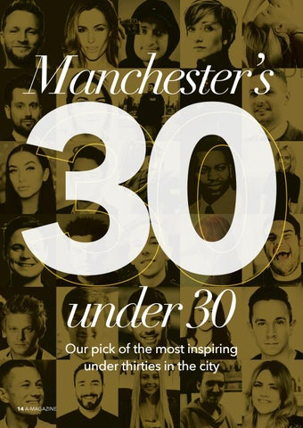 Page 16 of Manchester 30 under 30