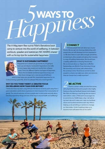 Page 54 of 5 Ways to Happiness with FitBit