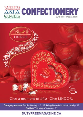Duty Free Confectionery Special Issue June 2018 By Global