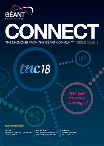 CONNECT 29 by GÉANT Publish - issuu
