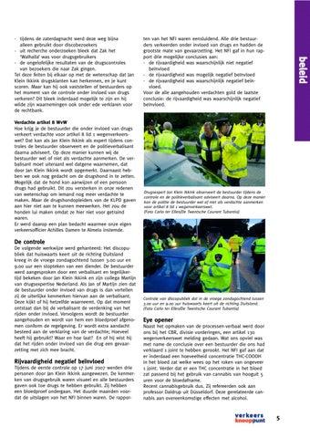 Page 5 of Twentse drugscontrole succesvol