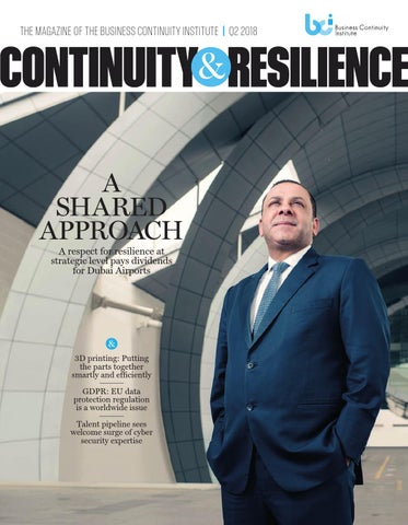 Sungard Exhibition Stand Here Alone : Continuity & resilience q02 2018 by redactive media group issuu