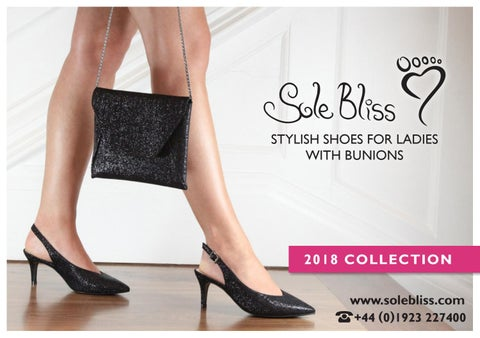 1ce95fa21316 Sole Bliss 2018 Brochure by Sole Bliss - issuu