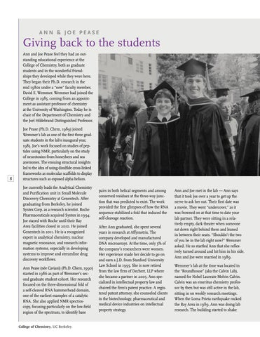 Page 10 of Donor Spotlight