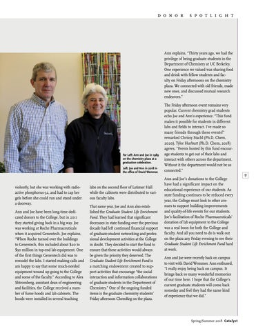 Page 11 of Donor Spotlight