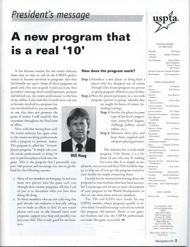 Page 5 of A new program is a real '10'