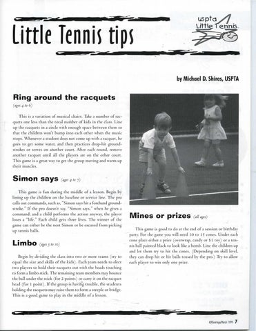 Page 9 of Little Tennis Tips
