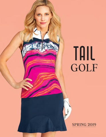 6cd00335824 Tail Activewear Spring '19 Golf by Tail Activewear - issuu