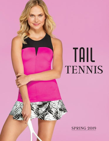 aa4a36b55606 Tail Activewear Spring '19 Tennis by Tail Activewear - issuu