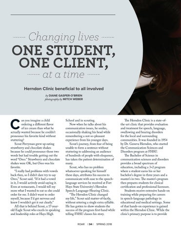 Page 36 of Changing Lives One Student, One Client, at a Time