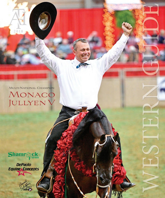 Western Guide 2018 Published In Arabian Horse Times By Arabian Horse Times Issuu