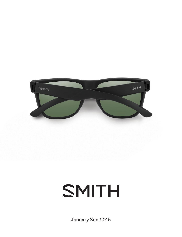 Smith Forge Polarized Sunglasses Mens Matte Tortoise//Polarized Brown One Size