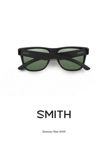 6908741f58 2018 Smith January Sunglass Catalog by Smith - issuu