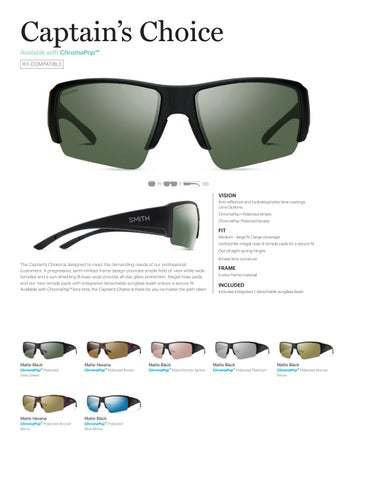 8499edb801 2018 Smith January Sunglass Catalog by Smith - issuu