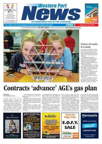 12 June 2018 By Mornington Peninsula News Group Issuu