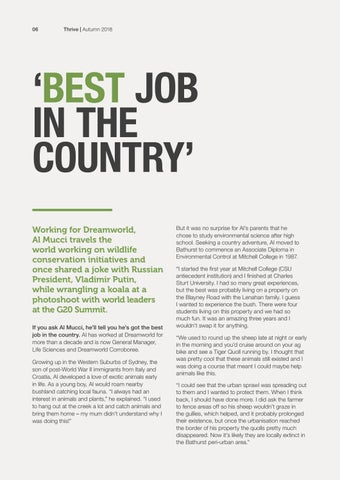 Page 6 of Best job in the country