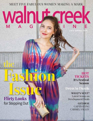 Walnut Creek Magazine Late Spring 2018 by Walnut Creek Magazine - issuu edf05b4d3