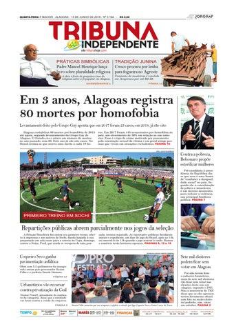 Edição número 3164 – 13 de junho de 2018 by Tribuna Hoje - issuu 7d6820b51c1d9