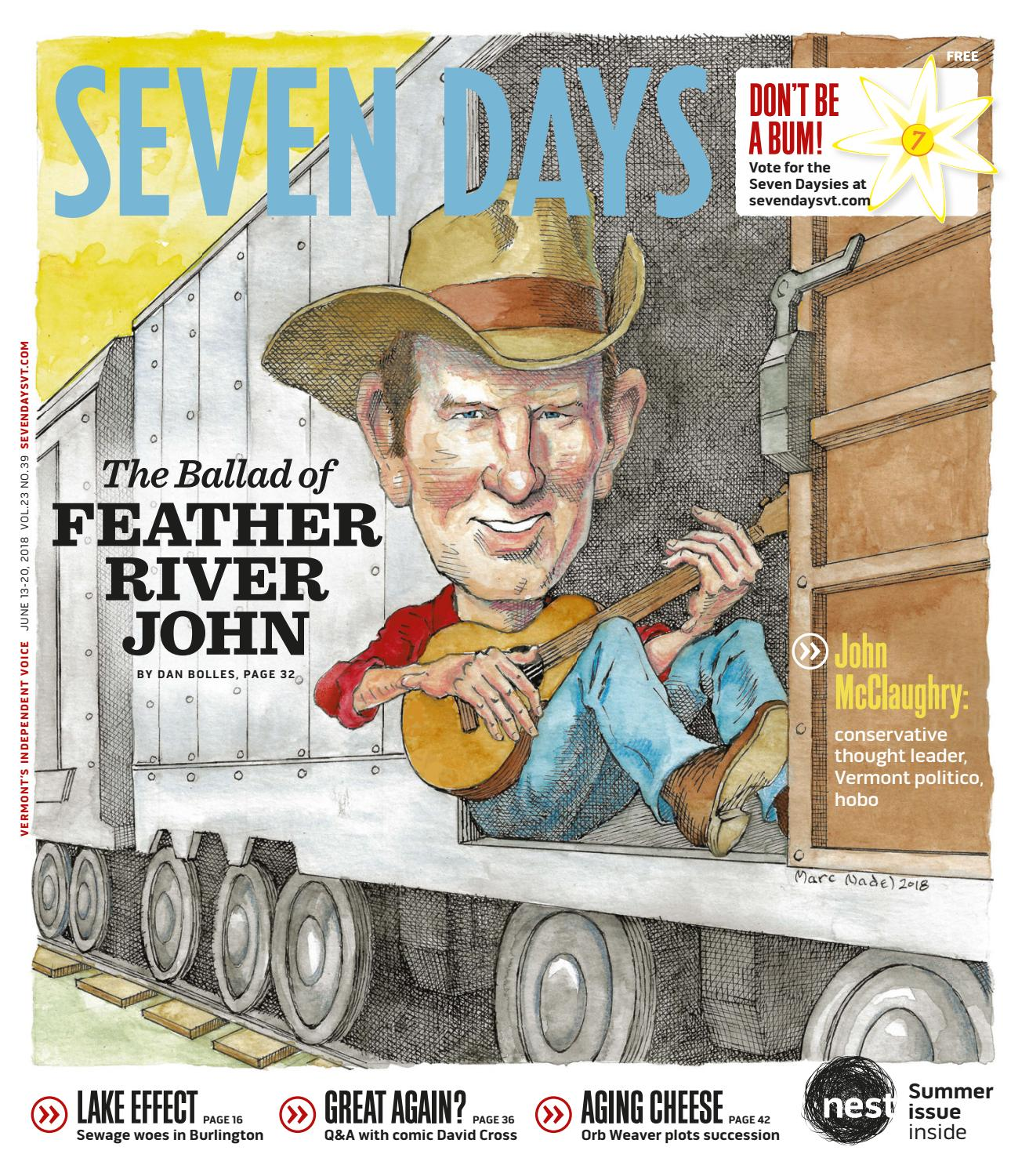Seven Days, June 13, 2018 by Seven Days - issuu