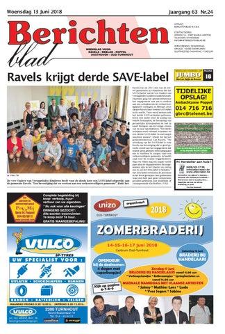 6c0c55f1f02 Berichtenblad 13-06-2018 by Uitgeverij Em de Jong - issuu