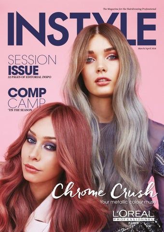 INSTYLE March/April 2018 by The Intermedia Group - issuu