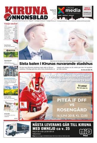 sale retailer c93ea ca4cd Kiruna Annonsblad by Svenska Civildatalogerna AB - issuu