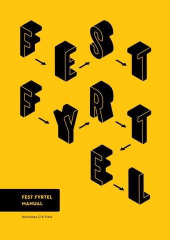Fest Fyrtel Manual By Bramapoznania Issuu