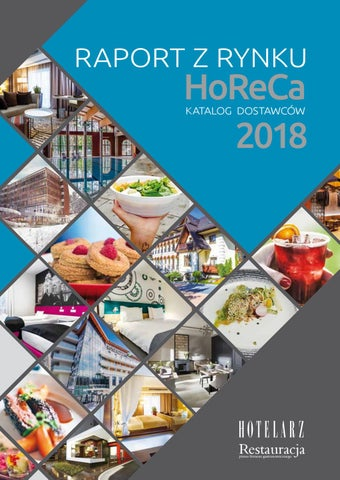 9f9af58b33161 Raport z rynku HoReCa 2018 - Katalog Dostawców by Polskie ...
