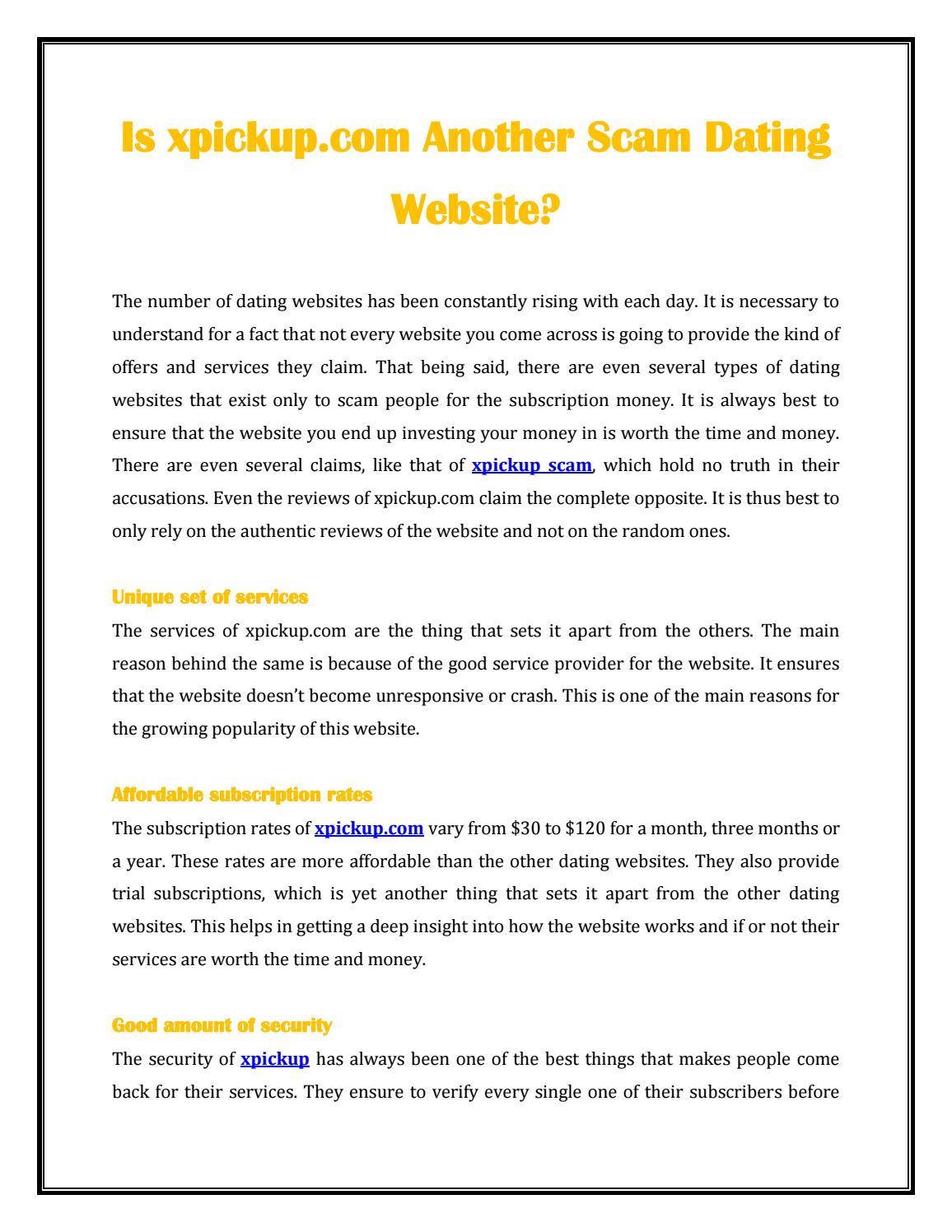 Dating-Website erste E-Mail