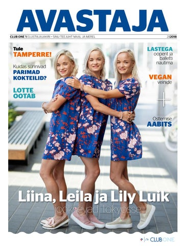 fe042a34bd9 Tallink Avastaja 02/2018 by Tallink Eesti - issuu