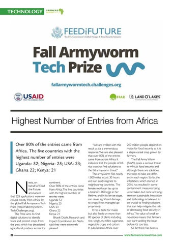 Page 28 of Fall Armyworm Tech prize