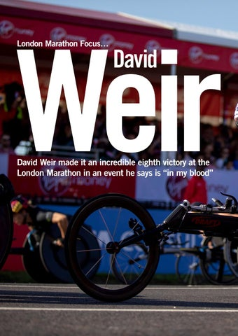 Page 14 of David Weir - Never Slowing Down