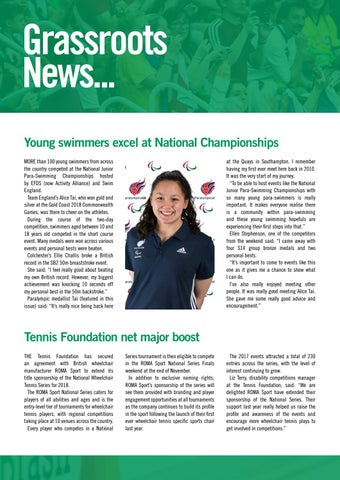 Page 42 of Grassroots news - June 2018
