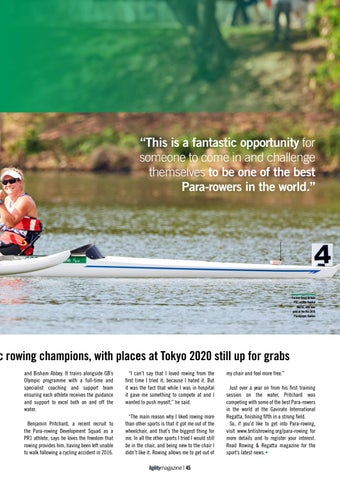 Page 45 of Para-rowing - A Golden Opportunity