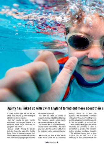 Page 46 of Swim England - Calm Water