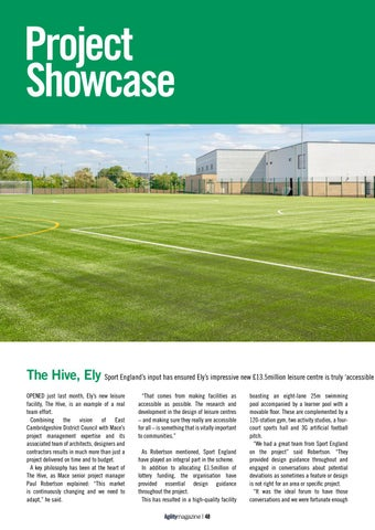 Page 48 of Project Showcase - The Hive