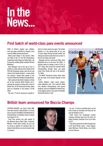 Page 6 of In the News - June update