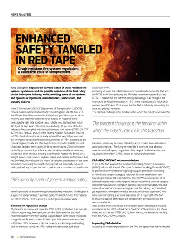 Page 12 of Crash-resistant fire system regulation: a collective cycle of compromises