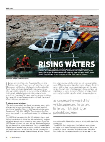 Page 30 of Feature: Rising Waters