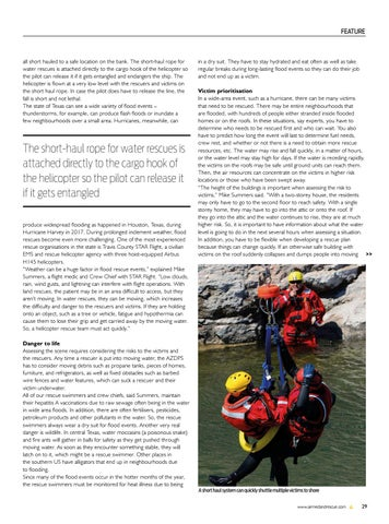 Page 31 of Feature: Rising Waters