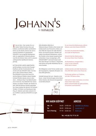 Page 4 of JOHANN'S by Winkler