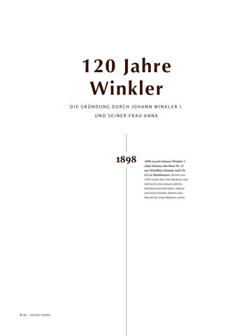 Page 8 of 120 Jahre Winkler