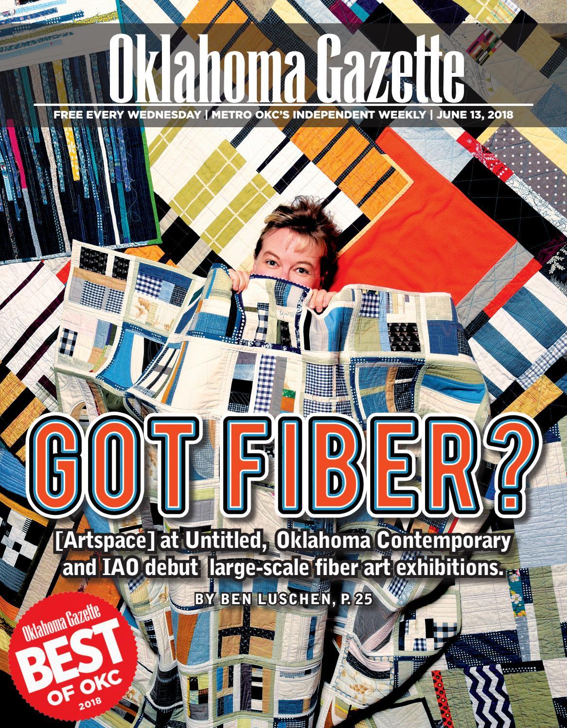 ad1e68c833b3 Got fiber  by Oklahoma Gazette - issuu