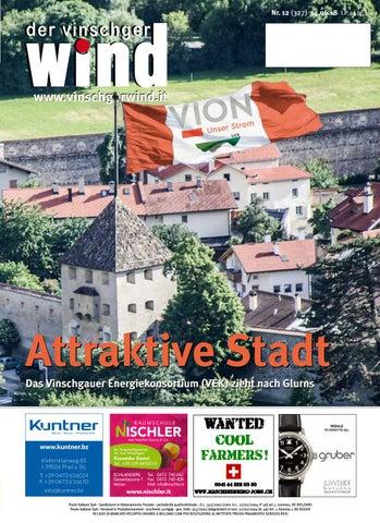 Vinschgerwind Ausgabe 12 18 Vinschgau Südtirol By Vinschgerwind   Issuu